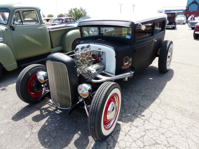 Ford 1931 Hot rod 31ford11
