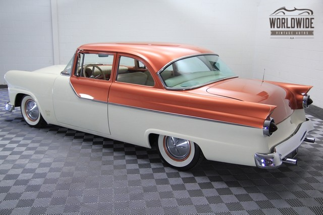 Ford 1955 - 1956 custom & mild custom 36835812