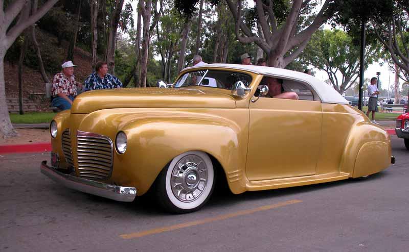 1930's custom & mild custom 3910