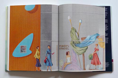 Shop America - Midcentury Storefront Design 1938-1950 - Steven Heller, Jim Heimann 40458910