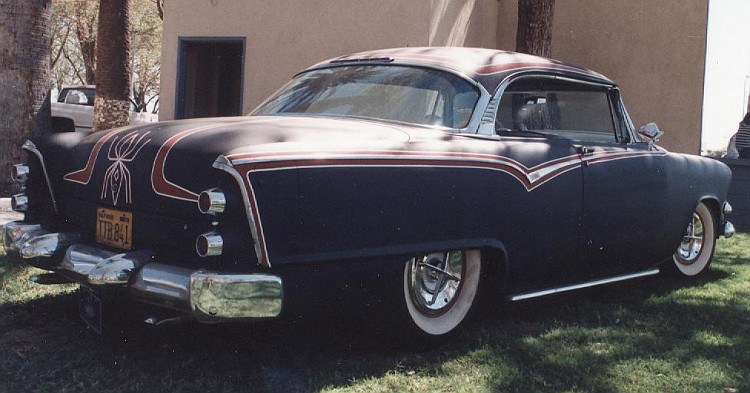 Dodge 1955 - 1956 custom & mild custom 41-vi10