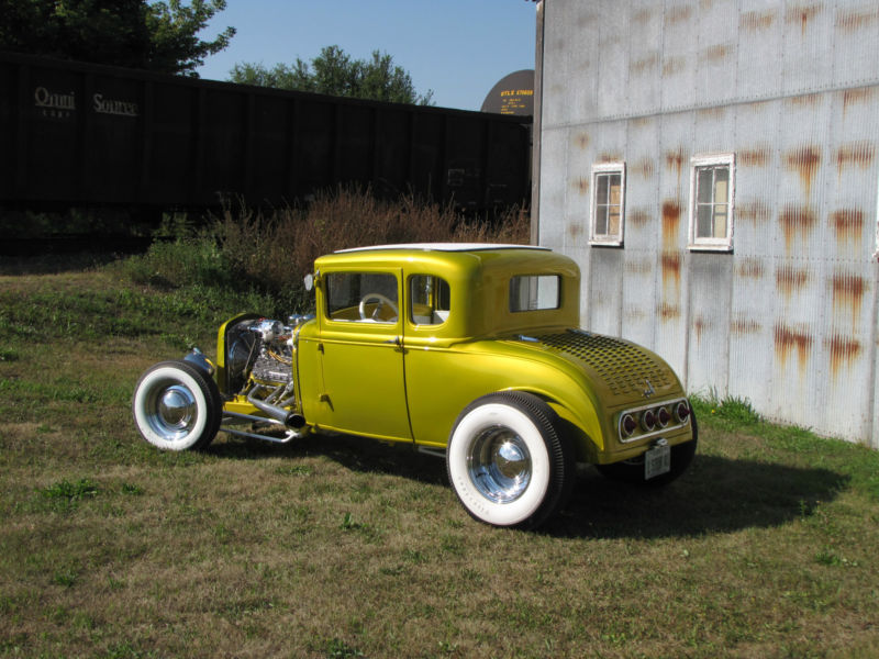 Ford 1931 Hot rod 412