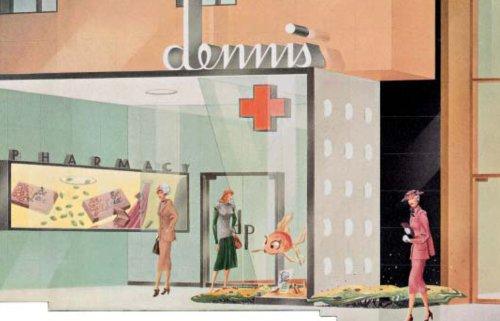 Shop America - Midcentury Storefront Design 1938-1950 - Steven Heller, Jim Heimann 41hdpu10