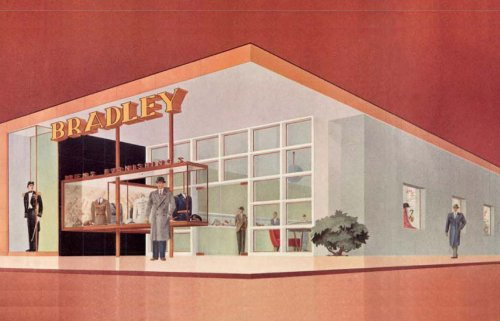 Shop America - Midcentury Storefront Design 1938-1950 - Steven Heller, Jim Heimann 41ywfk10