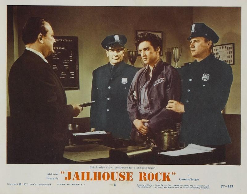 Jailhouse Rock - Richard Thorpe - 1957 42795010