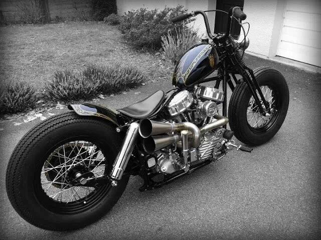 Bobbers & Bobbers choppers 47736_10