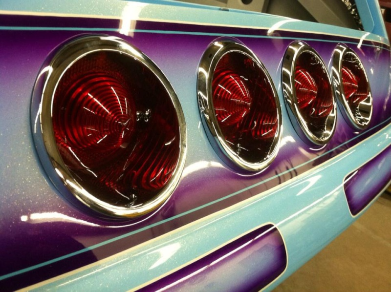 Iron Orchid - '34 Ford -  Galpin Auto Sports 48175510