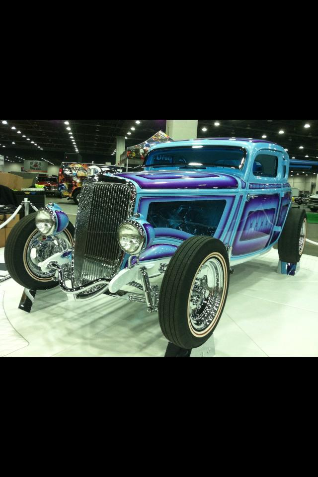 Iron Orchid - '34 Ford -  Galpin Auto Sports 48498310