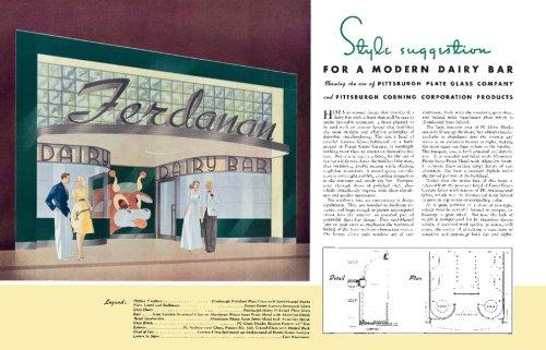 Shop America - Midcentury Storefront Design 1938-1950 - Steven Heller, Jim Heimann 51oaf410