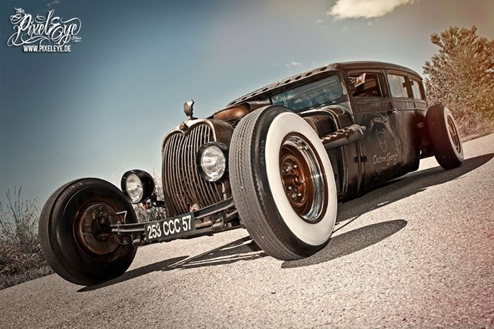 Rat Rods - Galerie - Page 3 52237510