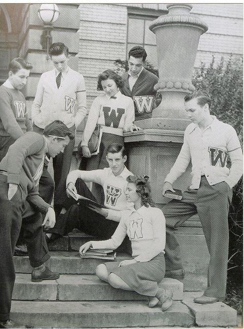 Vintage teenagers pics 53400410