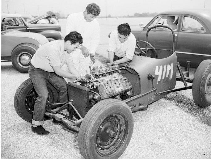 1950's & 1960's hot rod & dragster race - Page 2 54198610