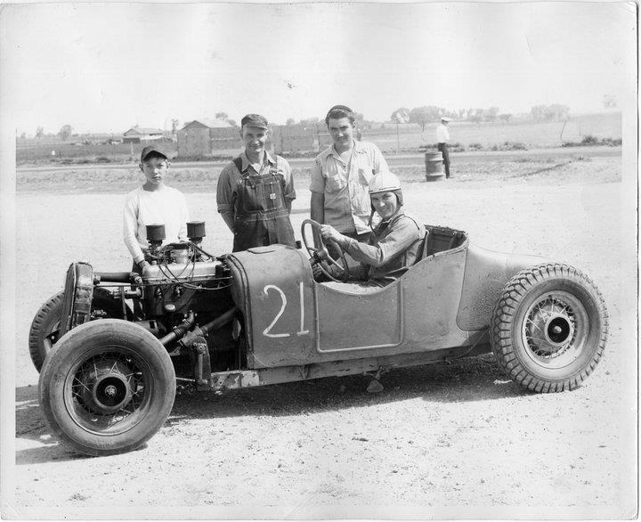 1950's & 1960's hot rod & dragster race - Page 2 54353510