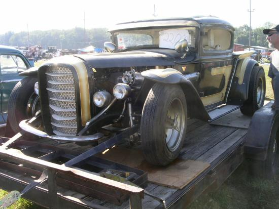 The Time Traveller - Lil' Henry - 1931 Model A - Delmar Clausen 54687110