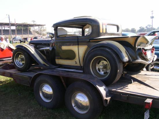 The Time Traveller - Lil' Henry - 1931 Model A - Delmar Clausen 54687111