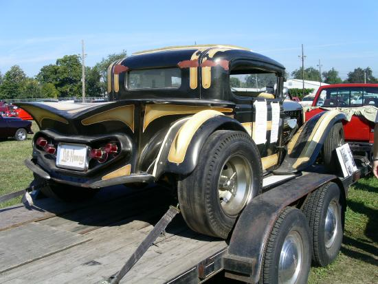 The Time Traveller - Lil' Henry - 1931 Model A - Delmar Clausen 54687115