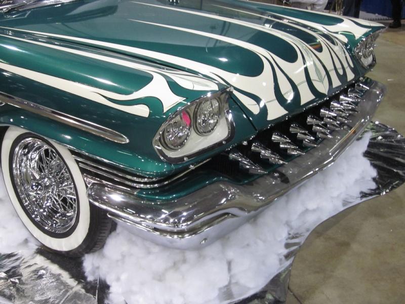 1957 - 1959 Chrysler & Desoto custom & mild custom 55137410