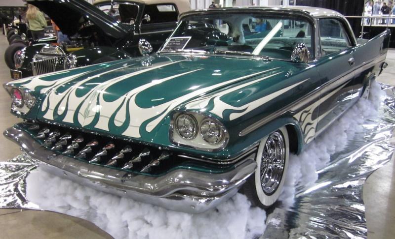 1957 - 1959 Chrysler & Desoto custom & mild custom 55718010