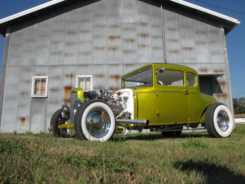 Ford 1931 Hot rod 611