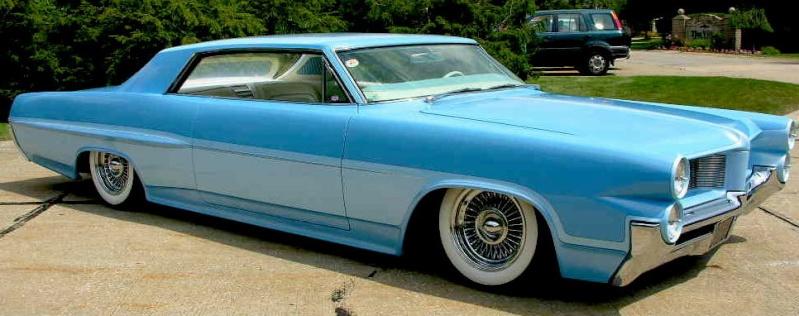 Pontiac 1963 - 1967 custom & mild custom 64gp110