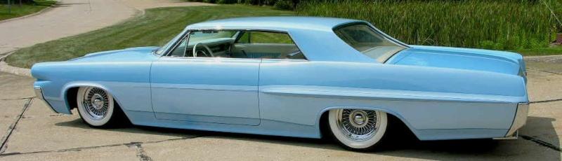 Pontiac 1963 - 1967 custom & mild custom 64gp1310