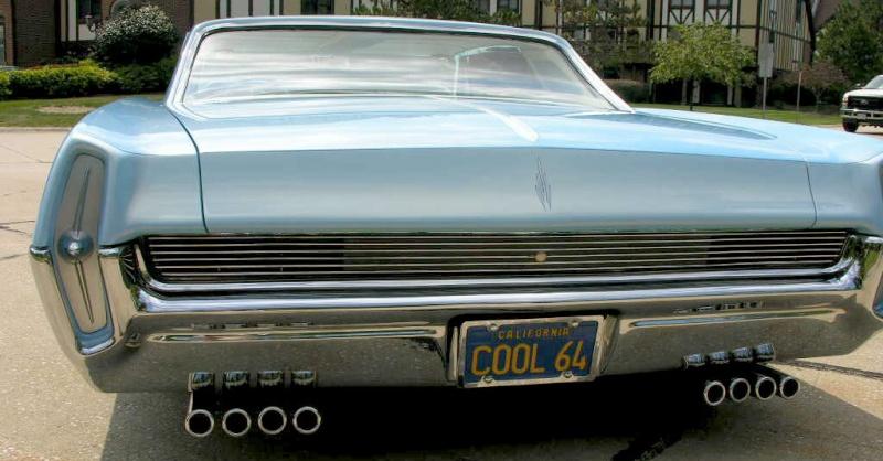 Pontiac 1963 - 1967 custom & mild custom 64gp2110