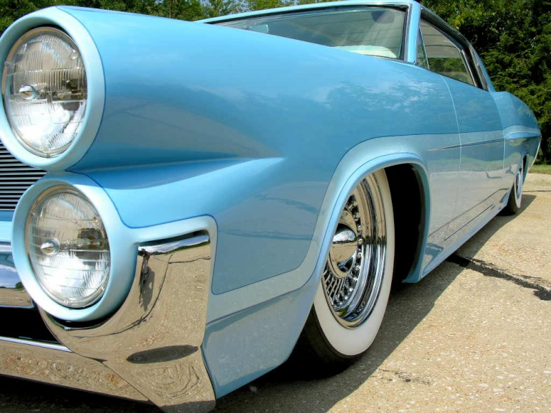 Pontiac 1963 - 1967 custom & mild custom 64gp2610