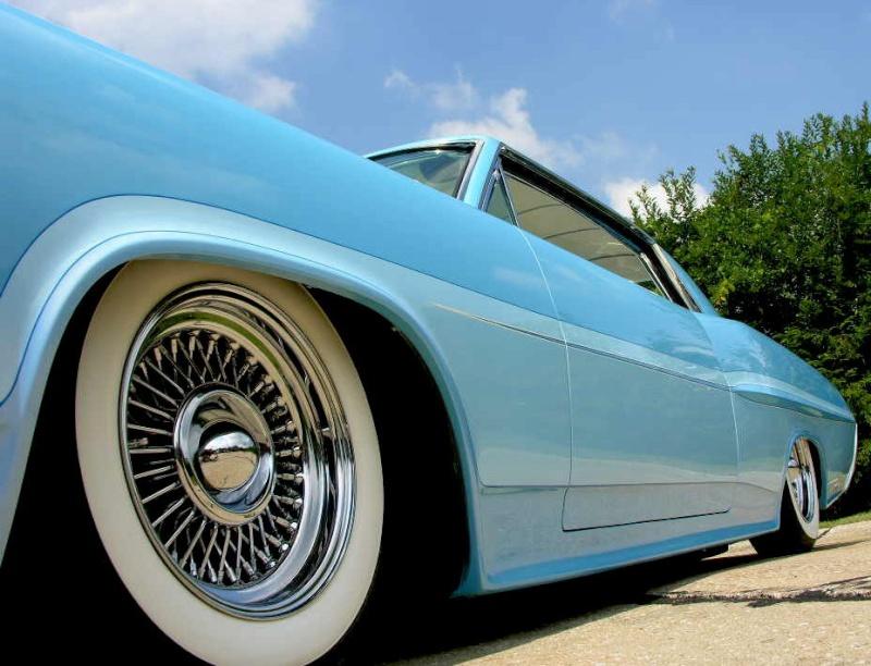 Pontiac 1963 - 1967 custom & mild custom 64gp4410