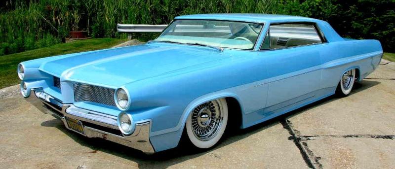 Pontiac 1963 - 1967 custom & mild custom 64gp510