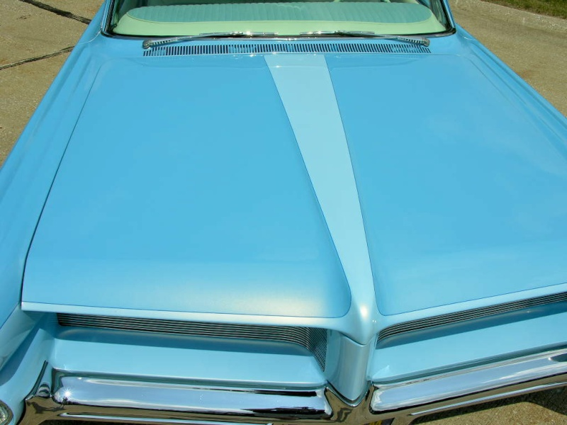 Pontiac 1963 - 1967 custom & mild custom 64gp5610