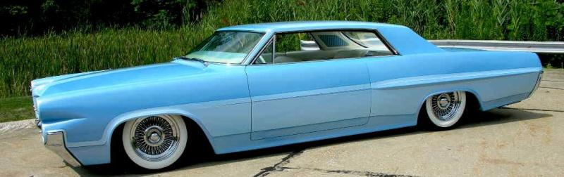 Pontiac 1963 - 1967 custom & mild custom 64gp610