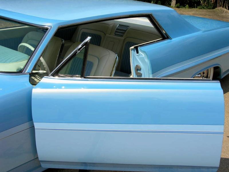 Pontiac 1963 - 1967 custom & mild custom 64gp6110