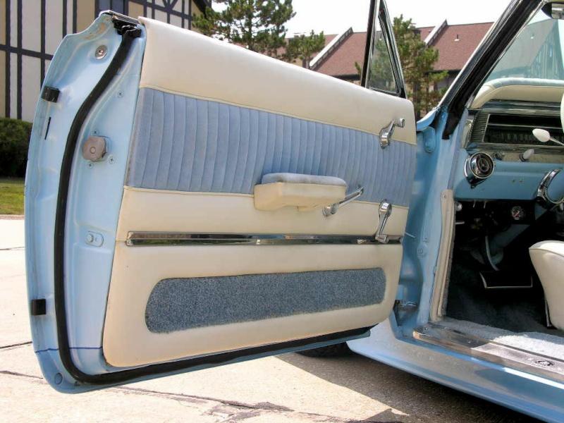 Pontiac 1963 - 1967 custom & mild custom 64gp6710