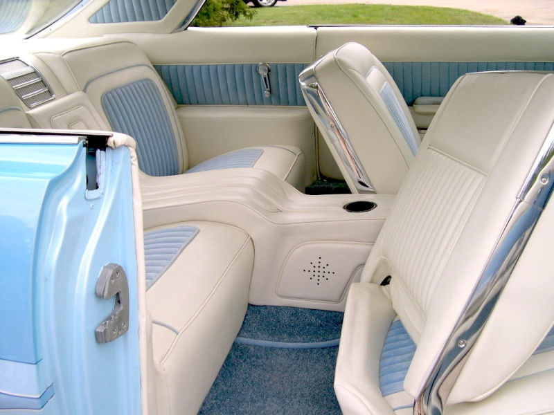 Pontiac 1963 - 1967 custom & mild custom 64gp8110