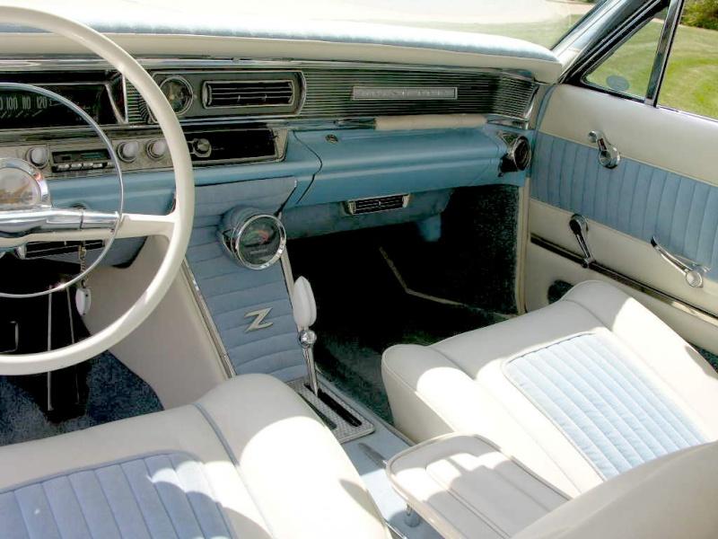 Pontiac 1963 - 1967 custom & mild custom 64gp8810