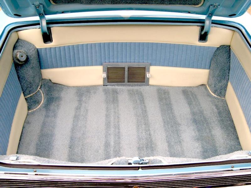 Pontiac 1963 - 1967 custom & mild custom 64gp9810