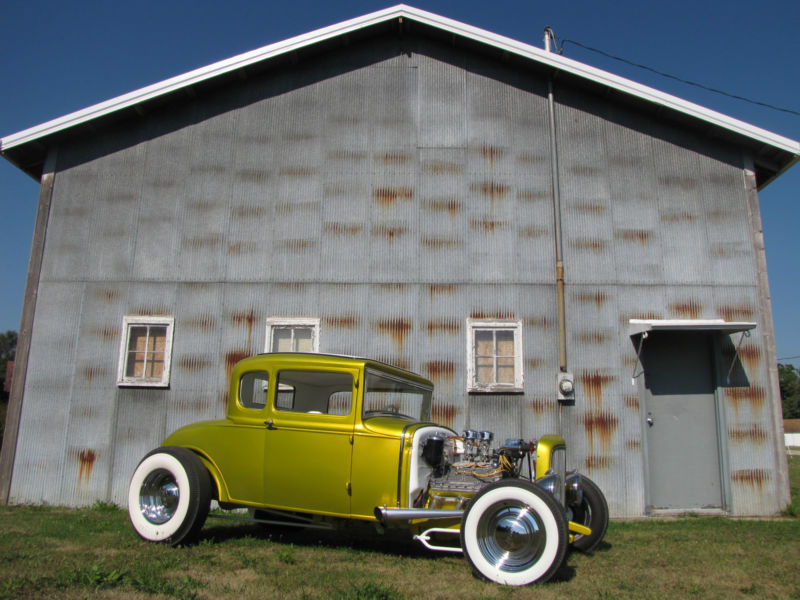 Ford 1931 Hot rod 711