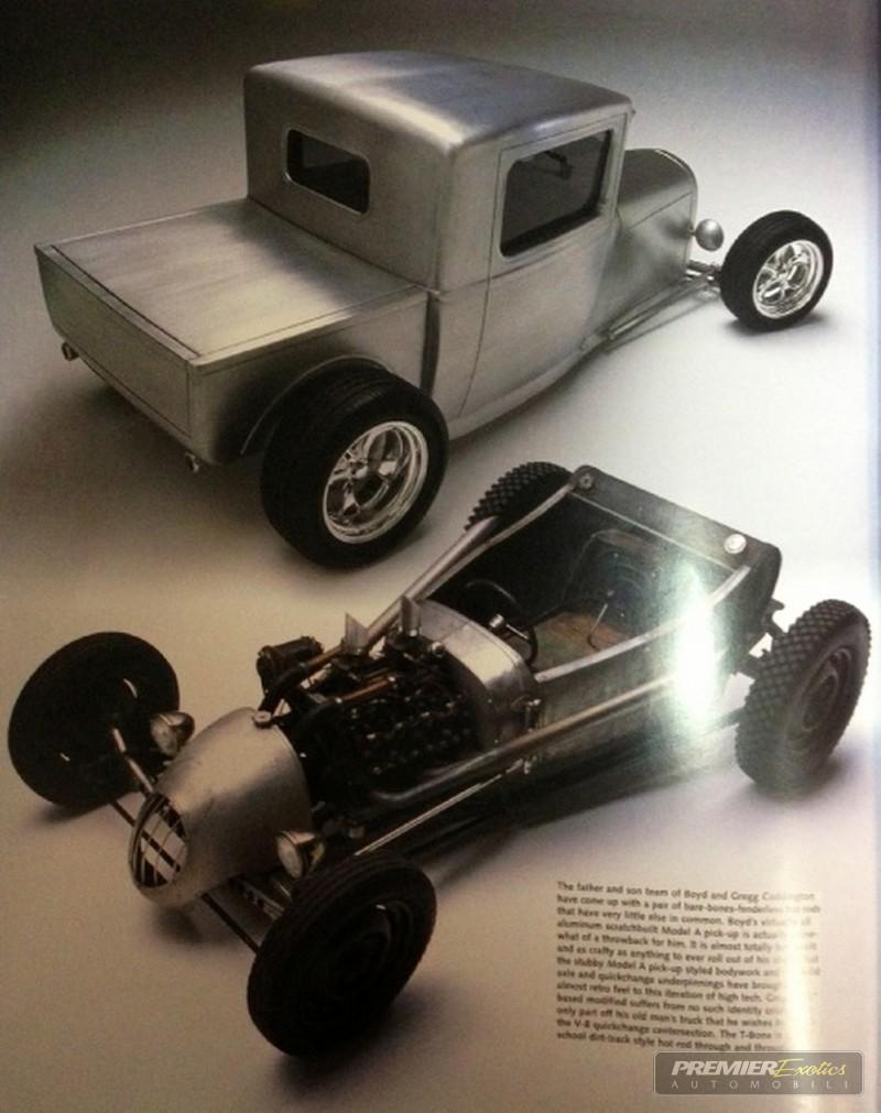 Ford T hot rod (1908 - 1927) - T rod 7q_80011