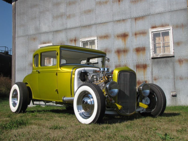 Ford 1931 Hot rod 811