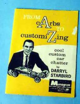 Predicta - Darrill Starbird - 1956 tbird radical bubble top custom 812