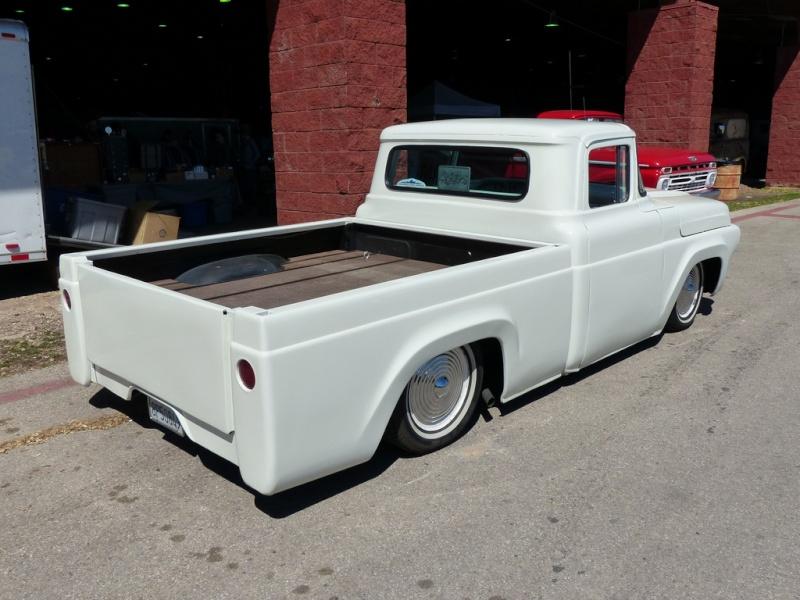 Ford Pick up 1958 - 1966 custom & mild custom 858for10