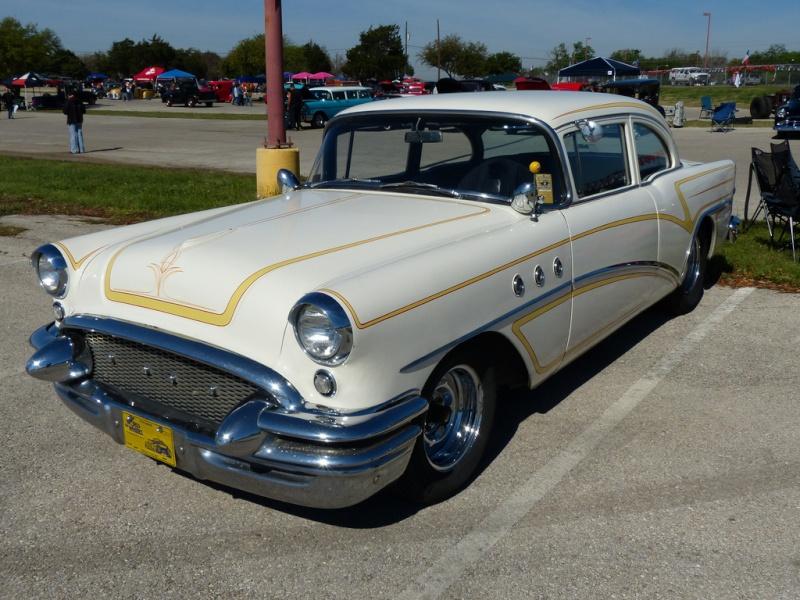 Buick 1955 - 57 custom & mild custom 86411710
