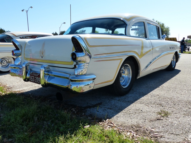 Buick 1955 - 57 custom & mild custom 86422710