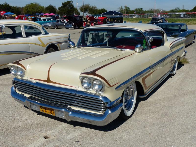Chevy 1958 custom & mild custom 86428510
