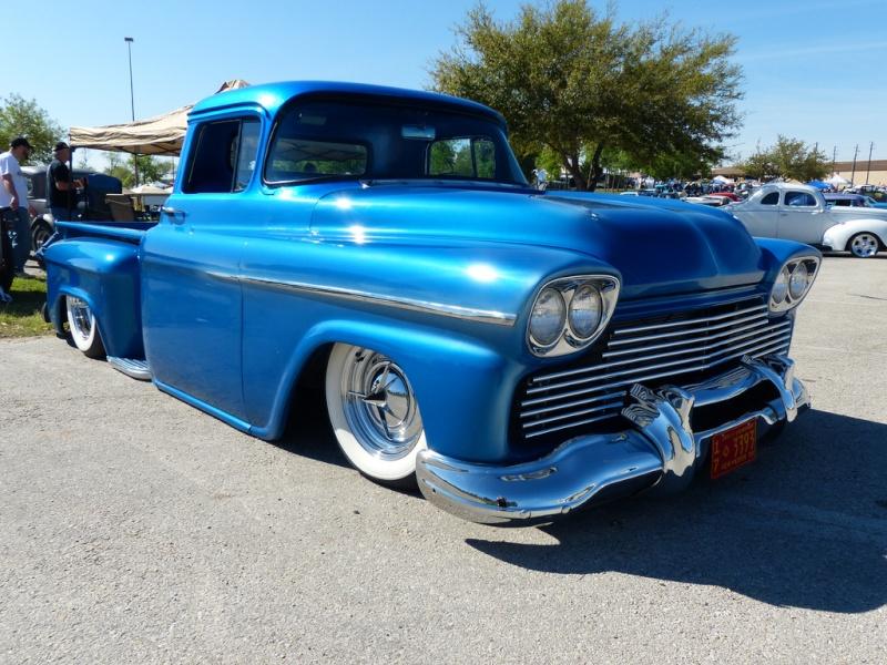 Chevy pick up  1955 - 1959 custom & mild custom 86428610