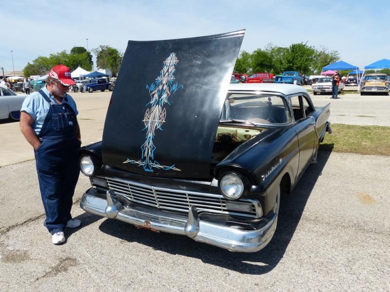 Ford 1957 & 1958 custom & mild custom  86463911