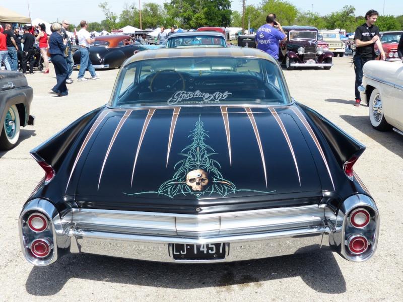 Cadillac 1959 - 1960 custom & mild custom - Page 2 86492412