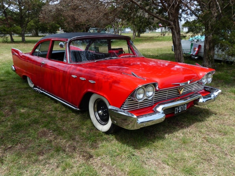 Plymouth  1957 - 1958 custom & mild custom 86588410