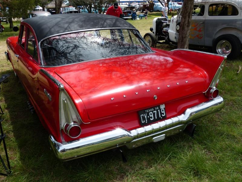 Plymouth  1957 - 1958 custom & mild custom 86599411