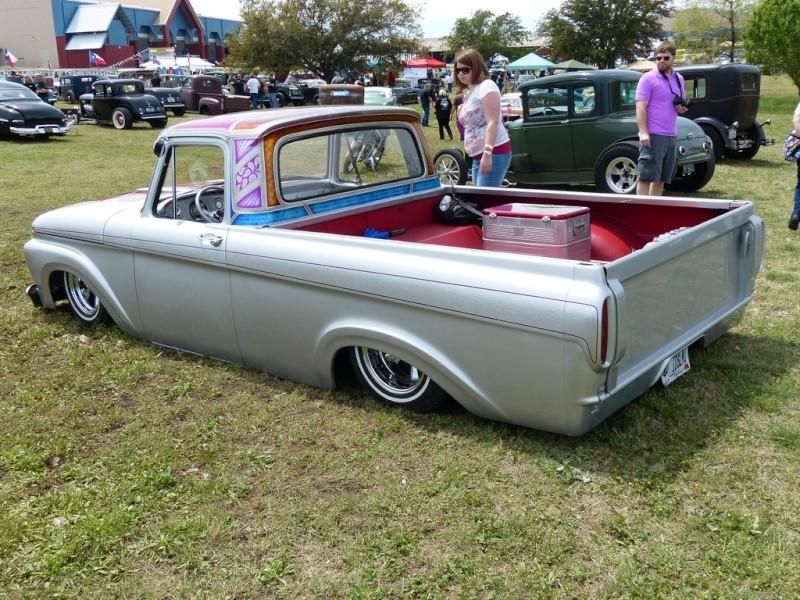 Ford Pick up 1958 - 1966 custom & mild custom 86624210